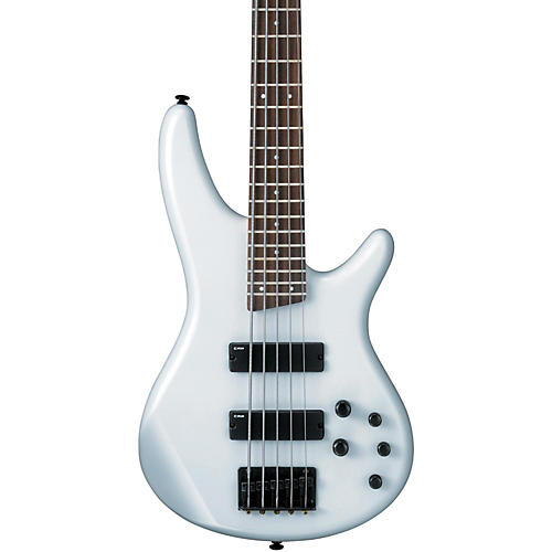 Ibanez SR255 5-String Electric Bass Pearl White