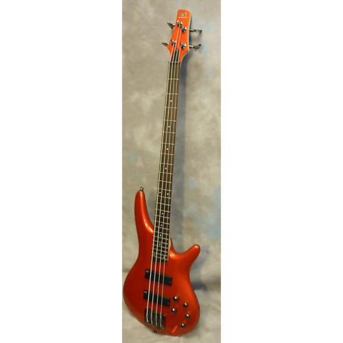 Ibanez SR300 Metallic Orange Electric Bass Guitar-thumbnail