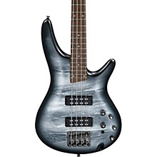 SR300E 4-String Electric Bass Black Planet Matte
