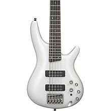 SR305E 5-String Bass Pearl White