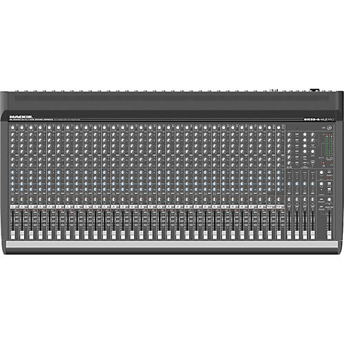 Mackie SR32x4 32-Channel 4-Bus Mixing Console