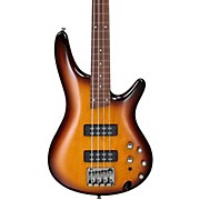 SR370EF 4-String Fretless Electric Bass Brown Burst