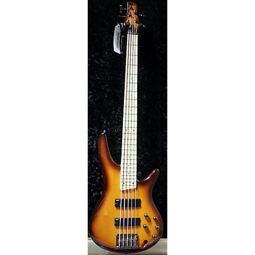 Ibanez SR375 5 String Electric Bass Guitar-thumbnail