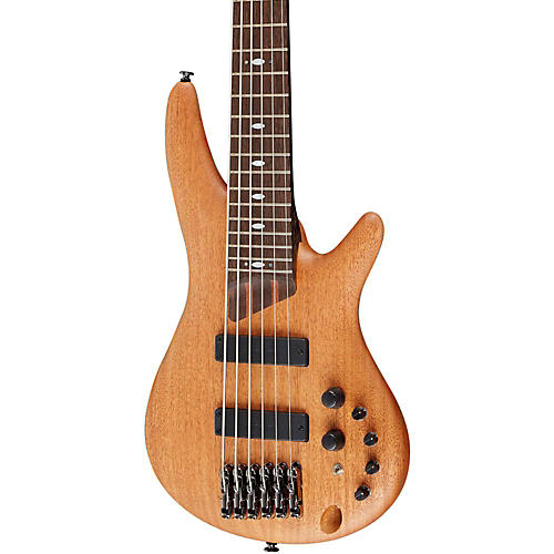 Ibanez SR4006E Prestige 6-String Electric Bass Stain Oil