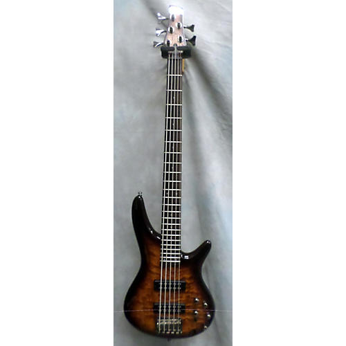 Ibanez SR405EQM Electric Bass Guitar QUILTED MAPLE