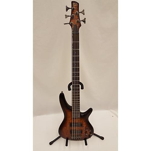 Ibanez SR405EQM Electric Bass Guitar-thumbnail