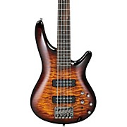 SR405EQM Quilted Maple 5-String Electric Bass Guitar