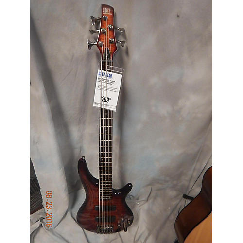 Ibanez SR405M Electric Bass Guitar-thumbnail