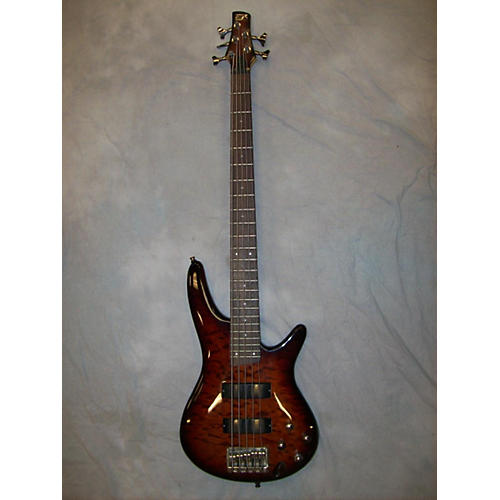 Ibanez SR405QM Electric Bass Guitar-thumbnail