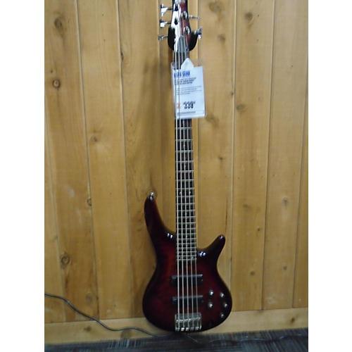 Ibanez SR405QM Electric Bass Guitar-thumbnail