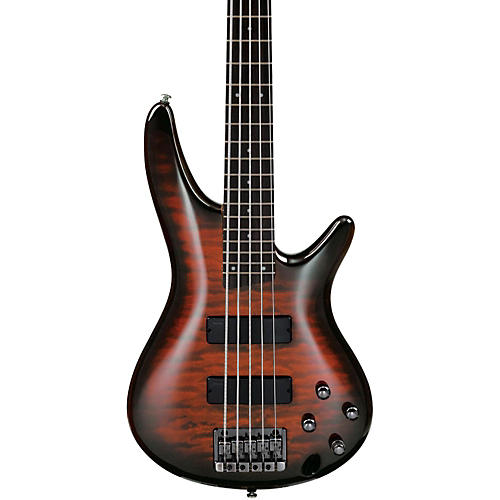 Ibanez SR405QM Soundgear 5-String Electric Bass