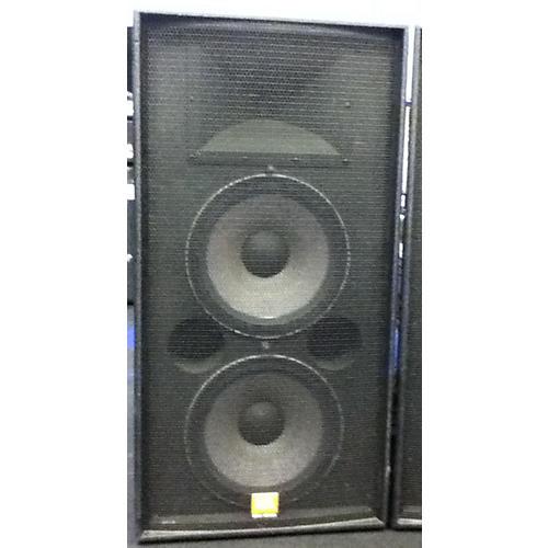 JBL SR4733X DUAL 15IN 2WAY Unpowered Speaker