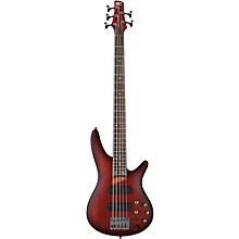 SR505 5-String Electric Bass Guitar Blackberry Sunburst
