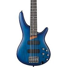 SR505 5-String Electric Bass Guitar Flat Sapphire Blue