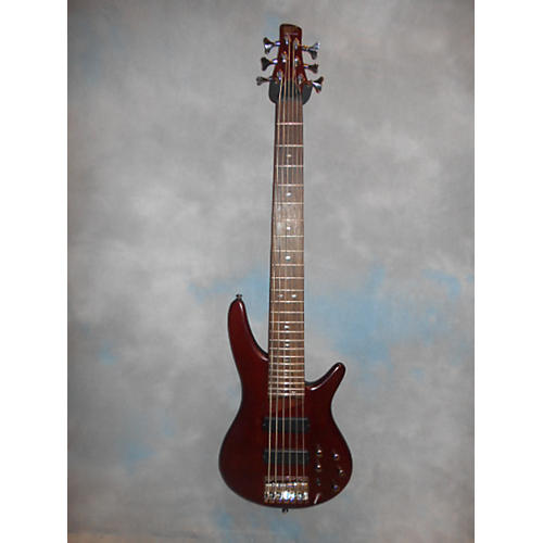 Ibanez SR506 6 String Electric Bass Guitar-thumbnail