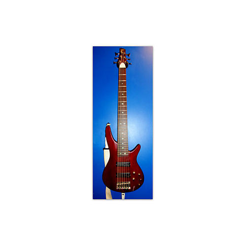 Ibanez SR506 6 String Mahogany Electric Bass Guitar