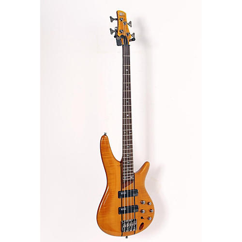 Ibanez SR700 Bass Guitar Amber 888365030104