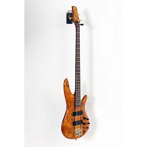 Ibanez SR800 4-String Electric Bass Amber 888365096032-thumbnail