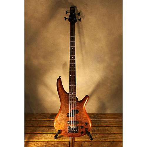 used ibanez sr800atk african mahogany electric bass guitar guitar center. Black Bedroom Furniture Sets. Home Design Ideas