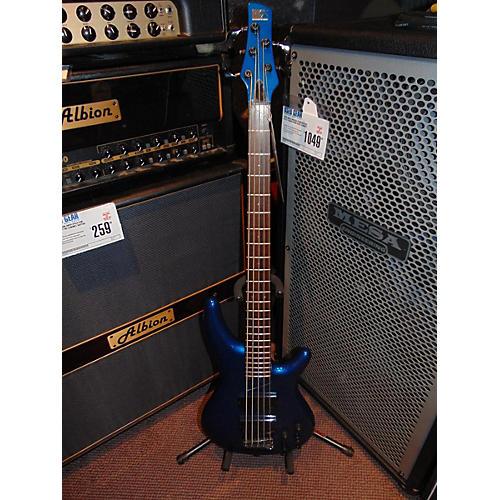 Ibanez SR805 5 String Electric Bass Guitar Metallic Blue