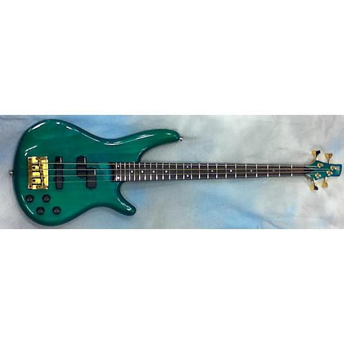 Ibanez SR890T Electric Bass Guitar Trans Green