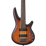 Ibanez SRF705 Portamento 5-String Fretless Electric Bass