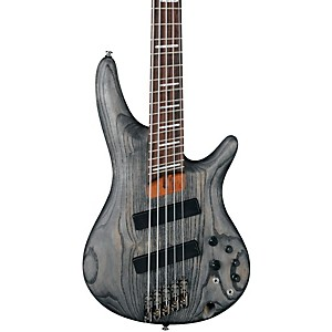 Ibanez SRFF805 Multi-scale 5 String Electric Bass Guitar