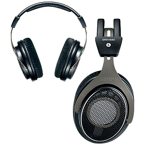Shure SRH1840 Professional Open Back Headphones-thumbnail