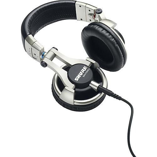 Shure SRH750DJ Professional DJ Headphones-thumbnail