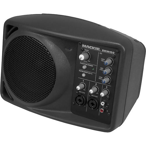 Mackie SRM150 Compact Active PA System-thumbnail