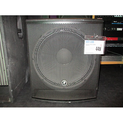 Mackie SRM1801 - DAMAGED - SOLD AS IS Powered Subwoofer