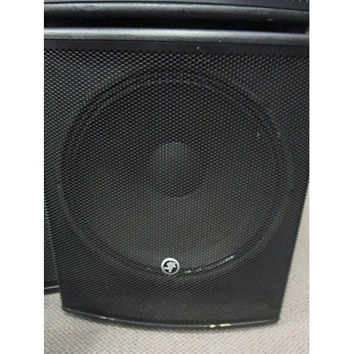 Mackie SRM1801 Powered Subwoofer-thumbnail