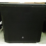 Mackie SRM1850 Powered Subwoofer