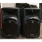 Mackie SRM450 PAIR Powered Speaker