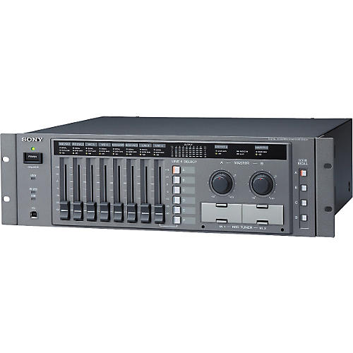 Sony SRPX700P 8-Channel A/V Digital Powered Mixer