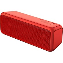 Sony SRSXB3 Portable Wireless Speaker Level 1 Red
