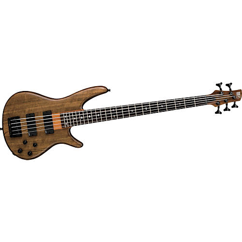 Ibanez SRT905DXNTF 5-String Electric Bass Guitar-thumbnail