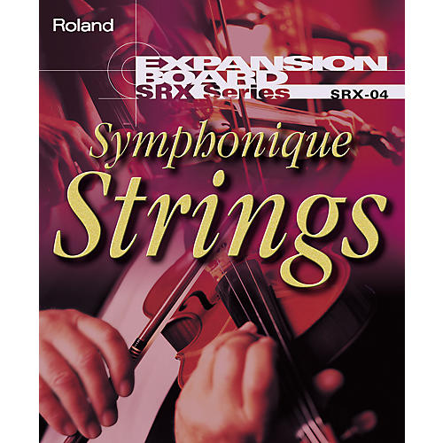 Roland SRX-04 Symphonic Strings Expansion Board