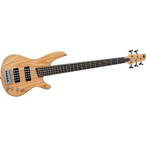 Ibanez SRX355 SRX 5-String Electric Bass Guitar Natural