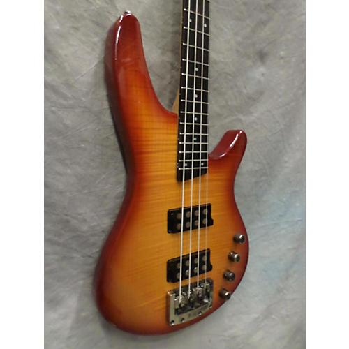 Ibanez SRX500 Sunburst Flametop Electric Bass Guitar