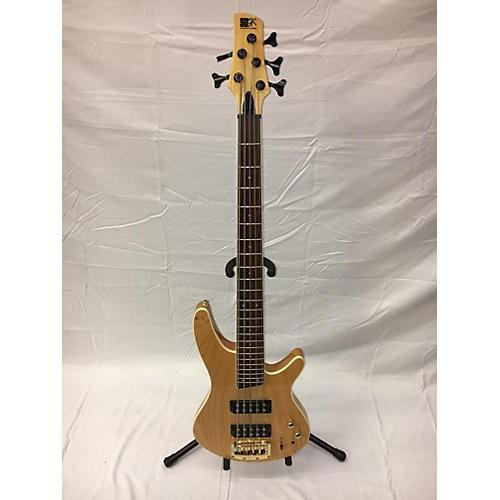 used ibanez srx655 electric bass guitar natural guitar center. Black Bedroom Furniture Sets. Home Design Ideas