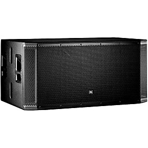 JBL SRX828SP Dual 18 inch Powered Subwoofer