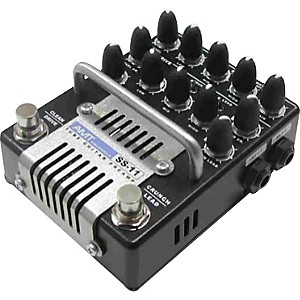 AMT Electronics SS-11 3-Channel Dual Tube Guitar Preamp by AMT Electronics