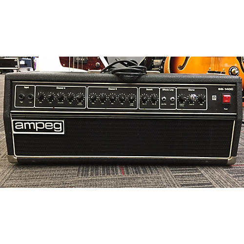 Ampeg SS-140C Solid State Guitar Amp Head-thumbnail
