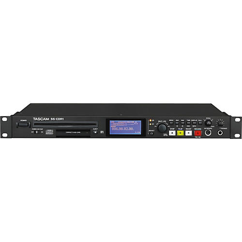 Tascam SS-CDR1 Solid State CD Recorder / Player