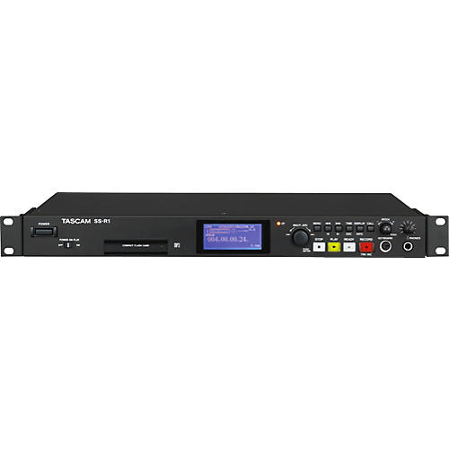 Tascam SS-R1 Solid State Flash Recorder/Player