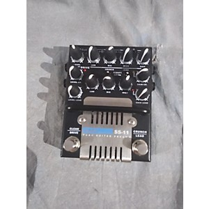 Pre-owned AMT Electronics SS11 3-Channel Dual Tube Guitar Preamp by AMT Electronics