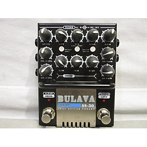 Pre-owned AMT Electronics SS30 Bulava 3-Channel Pedal by AMT Electronics
