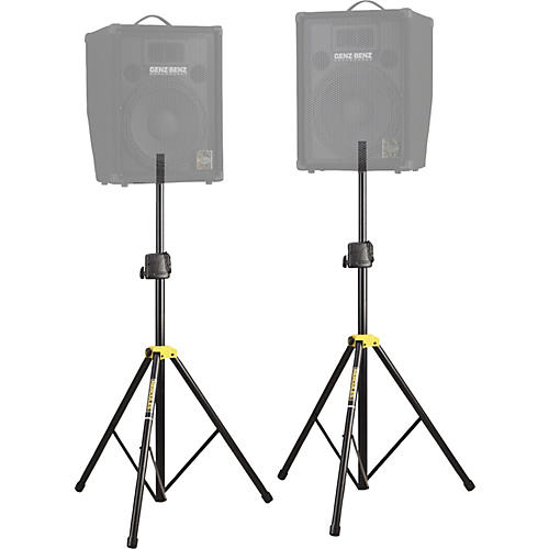 Hercules Stands SS400B AutoLock Speaker Stand Pair