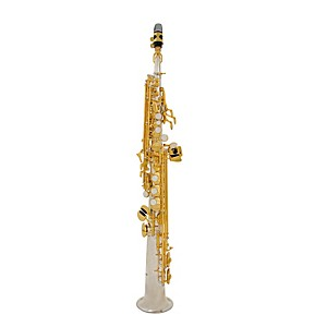Antigua Winds SS4290 Power Bell Series Professional Bb Soprano Saxophone by